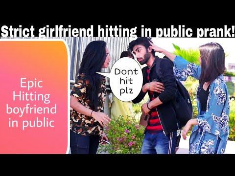 Cheating girlfriend prank on girls in public!! Dhruv actoholic!!