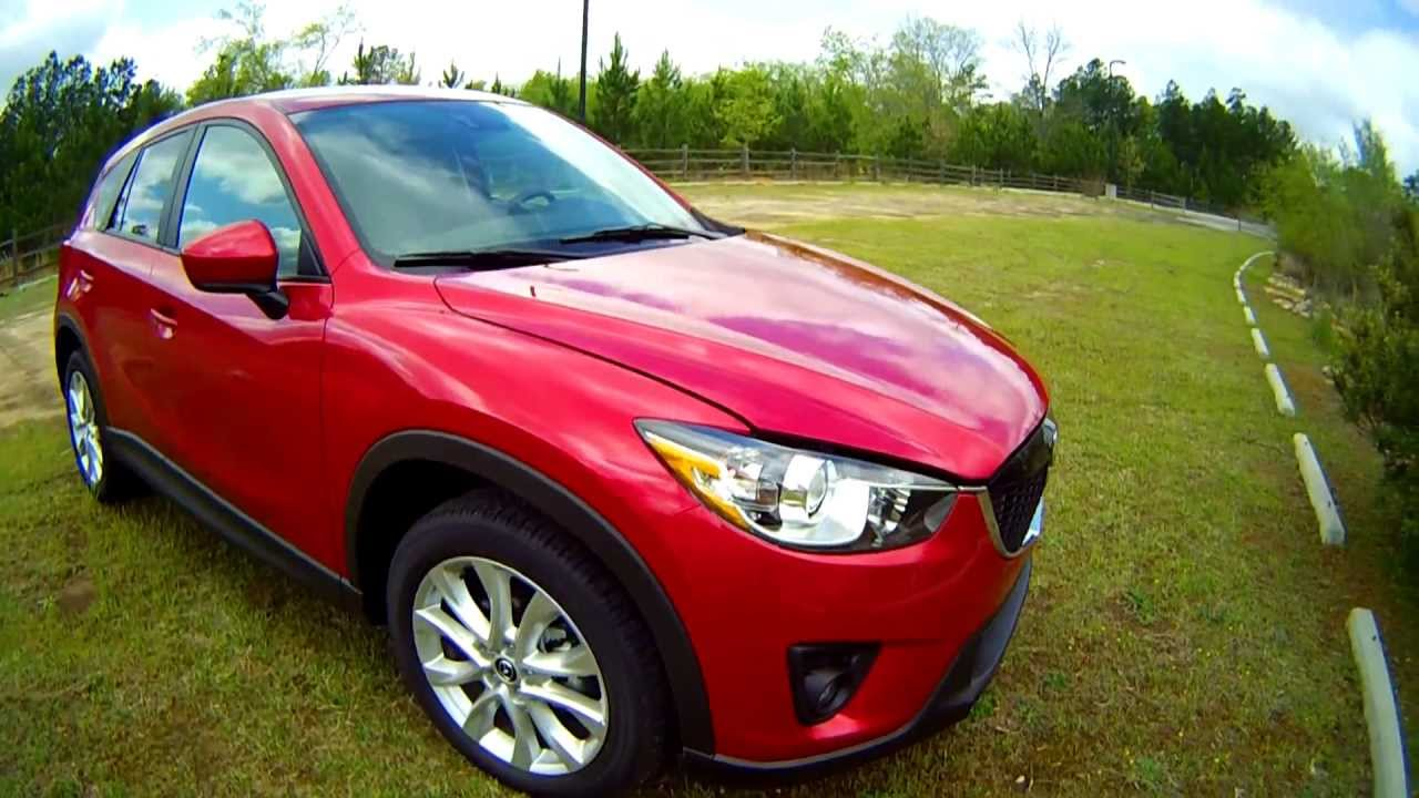 2014 mazda cx 5 grand touring fwd overview and 0 60 speed test youtube. Black Bedroom Furniture Sets. Home Design Ideas