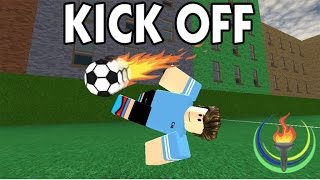 Roblox Soccer!  Wanted To upload something!  Ezzy Pzzy! 
