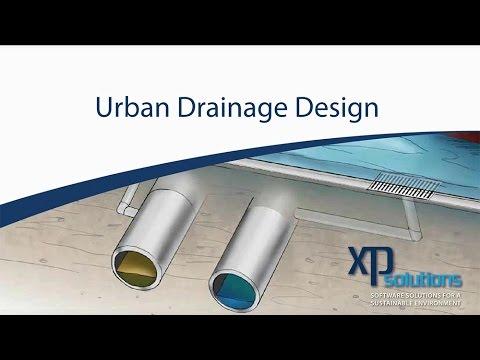 Urban Drainage Design 2016