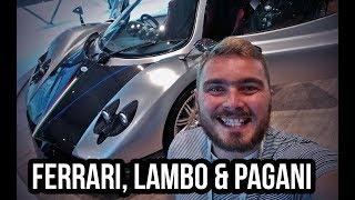 Video Odwiedzamy Ferrari, Lamborghini i Pagani | #JATOSZANUJĘ VLOG #02 download MP3, 3GP, MP4, WEBM, AVI, FLV Juli 2018