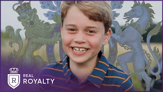 Prince George And The New Royals | New Royal Family | Real Royalty