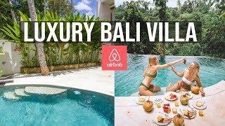 Gambar cover LUXURY BALI VILLA | Airbnb TOUR