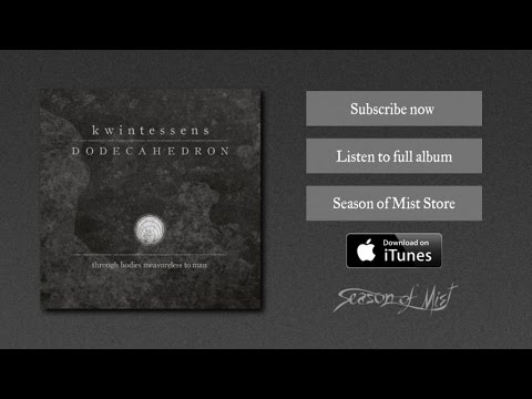 Dodecahedron - ICOSAHEDRON - The death of your body