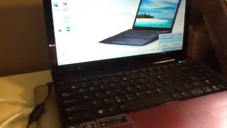 Restore windows 7 to factory setting asus eee pc