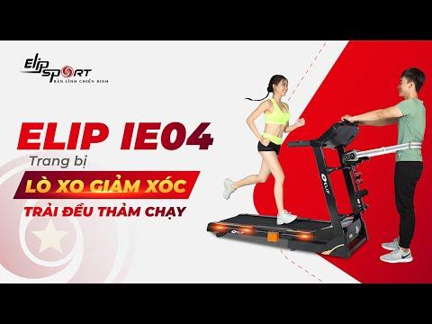Máy chạybộ điện Elip iLike iE04