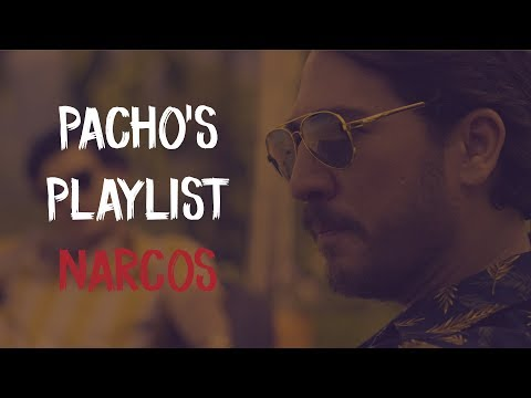 Pacho's Playlist | Ultimate Narcos Music