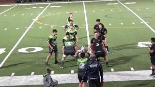 Lake Travis HS rugby v Round Rock 2019 1st half