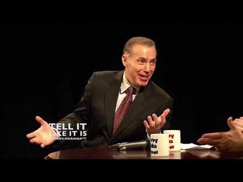 Al Sapienza: TELL IT LIKE IT IS The Vinny and Mariana Show HD