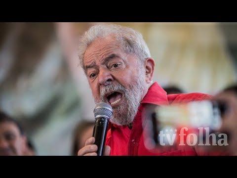 Lula em transe - A caravana do ex-presidente no Nordeste