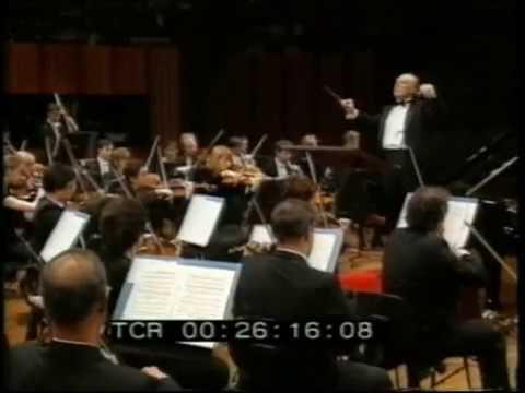 Брамс. Концерт N 1(3). Вера Каменева и Сиднейский симфонический оркестр. Дирижёр Эдуард Чивзель.