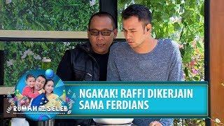 Download Video Haduuhh Ngakak Raffi Dikerjain Ferdians - Rumah Seleb (16/7) PART 3 MP3 3GP MP4