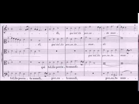 Palestrina - Missa Nigra sum - Agnus Dei 1