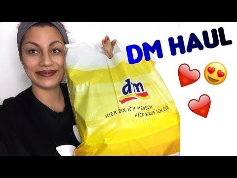 DM Haul - Özlem stürmt die Drogerie