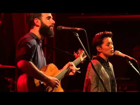"""Kina Grannis & Imaginary Future -LIVE- """"I Knew This Would Be Love"""""""