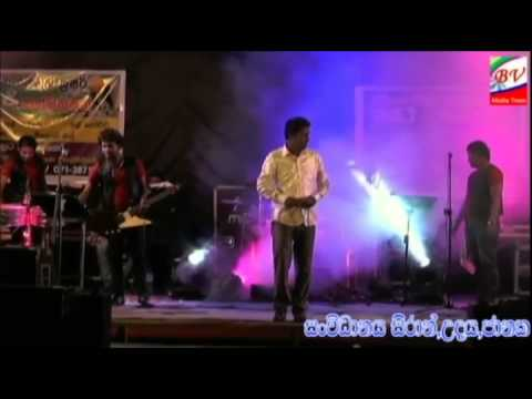 tissa jayawardana with Live Horizon Live At Karambe