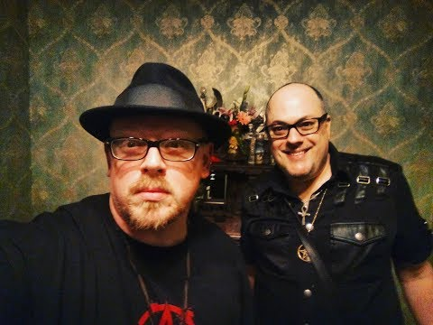 My Interview with Warlock Christian Day (Talks GHOST ADVENTURES)