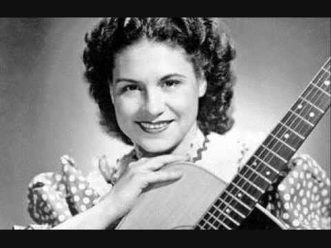 Kitty Wells - **TRIBUTE** - This White Circle On My Finger (1962).