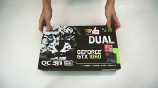 VRZone Unboxing: Asus GeForce GTX1060 Dual