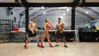 Sim ou Não - Anitta feat Maluma ( coreografia / choreography )