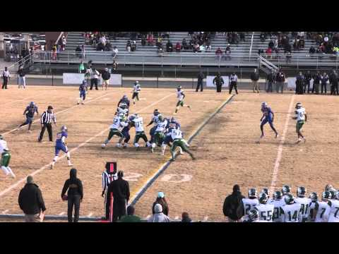 Varsity Football Colonial Forge @ Oscar Smith VHSL Playoffs 29 Nov 2014