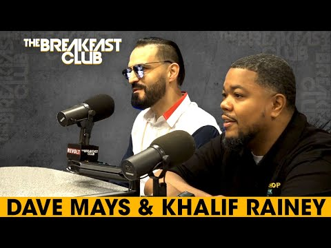 Dave Mays And Khalif Rainey Talk Hip-Hop Week MKE + Bridging Generations In The Culture