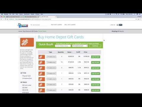 My 2 Favorite Discounted Gift Card Sites Besides GiftCardZen