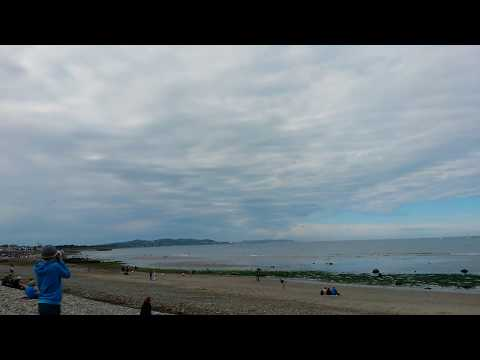 Bray Aircraft Display 2017 - Bray beach (Dublin)