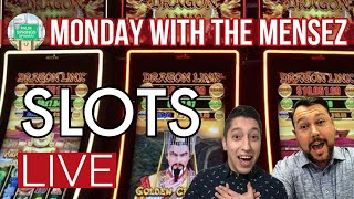 🔴Live Slot Play🎰 It's Monday with The Mensez!