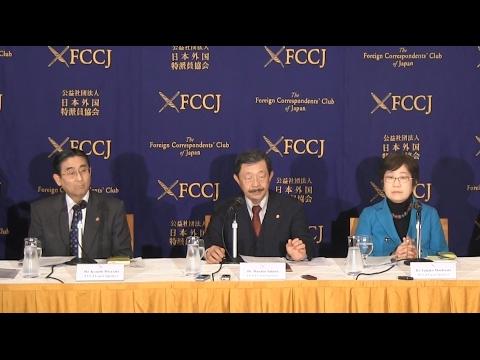 """Sakuta, Miyazaki & Mochizuki: """"Making Tokyo 2020 Smoking Free"""""""