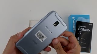 Samsung Galaxy J5 (2017) Hands On Review || In Hindi