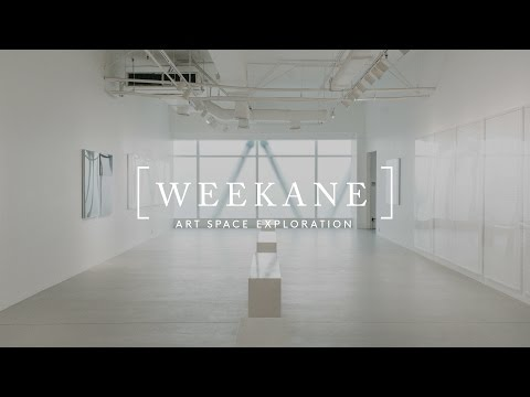 WEEKANE - Art Space Exploration