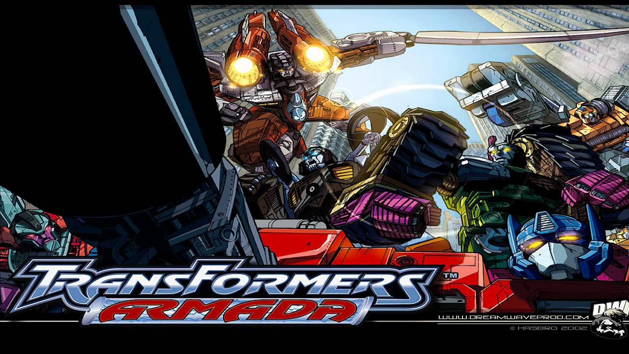 transformers armada complete series download