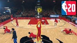 Sponsored Half Court Shot! - NBA 2K20 My Player Career Part 20