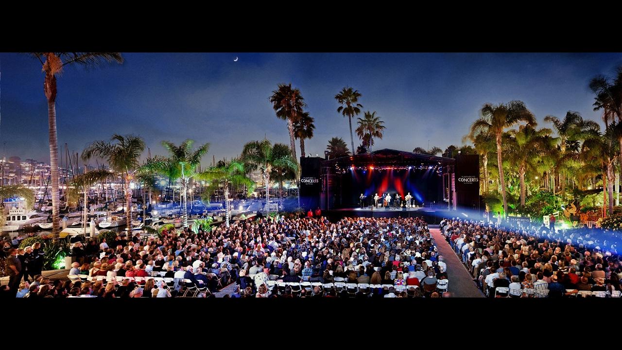 humphrey's concerts at humphreys half moon inn and suites san diego