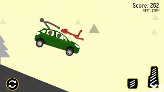 Stickman Turbo Dismount : Mad Destroyer | Stickman Bad Driver - Android GamePlay#17 HD