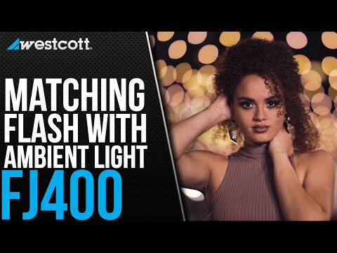 Matching Flash With Ambient Light For Outdoor Portraits