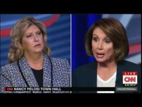 Nancy Pelosi Is A Phoney Piece Of Shit CNN