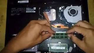 Upgrade RAM Laptop Lenovo G40 45