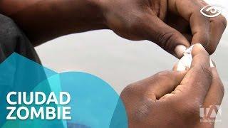Ciudad zombie - Droga H - Día a Día - Teleamazonas