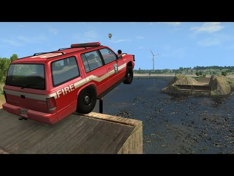 BeamnG.drive - Rally-Monster-Funpark