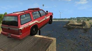 BeamnG.drive - Rally-Monster-Funpark