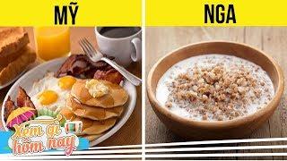 Thế Giới Đang Ăn Gì Vào Bữa Sáng? PHỞ và BÁNH MỲ Việt Nam Là Ngon Nhất!!!