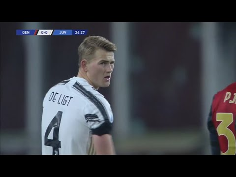 Matthijs de Ligt struggles due to not being a phenomenal athlete - Gab  Marcotti | Serie A - YouTube