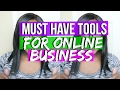 Must have tools for Youtube and Online Business