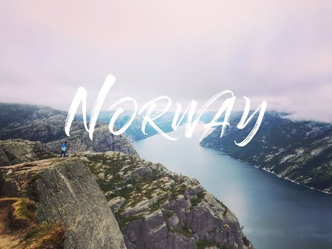 Road Trip through Norway 2018 | HEAVEN ON EARTH