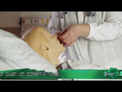 Nasogastric Tube Insertion ~ivyVILOs~(Ivy Tech Community College, School of Nursing)