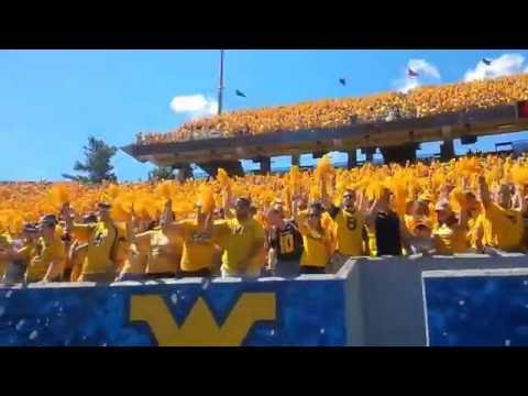 WVU Gold Rush Shakers / Wolf on Wall Street Kickoff Music