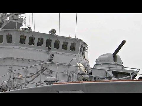 Корабль нового поколения «Александр Обухов» принят вбоевой состав Военно-морского флота.