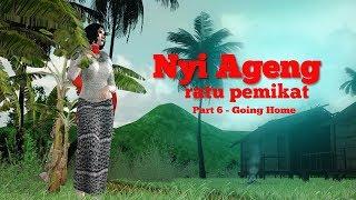 Nyi Ageng Ratu Pemikat - Part 6 - Going Home
